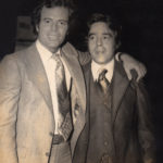 Julio Iglesias y Juan Julio Sala