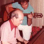 Jose Sala y su hijo Juan Julio